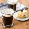 Irish Coffee with Bailey's Whipped Cream