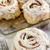 Monster Cinnamon Rolls + BIG EXCITING NEWS